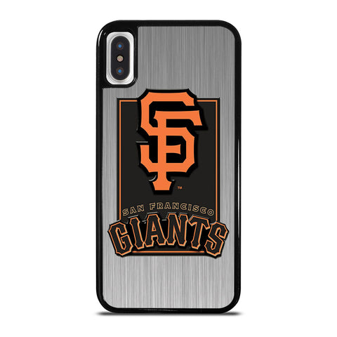 SAN FRANCISCO GIANTS icon iPhone X / XS Case Cover