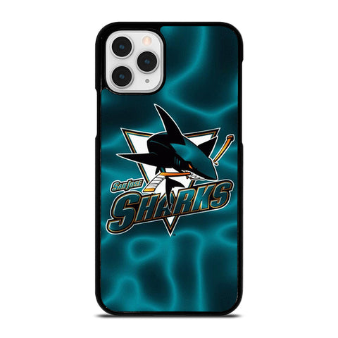 SAN JOSE SHARKS SYMBOL iPhone 11 Pro Case Cover