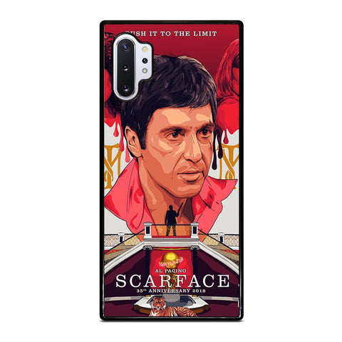 SCARFACE CLIPART Samsung Galaxy Note 10 Plus Case Cover