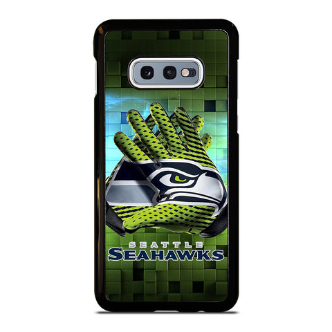 SEATTLE SEAHAWKS FOOTBALL LOGO Samsung Galaxy S10e Case Cover
