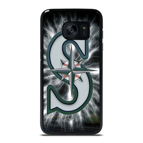SEATTLE MARINERS  ICON Samsung Galaxy S7 Edge Case Cover