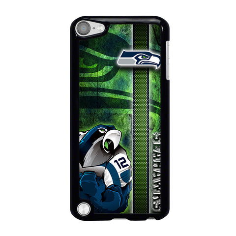SEATTLE SEAHAWKS FOOTBALL iPod Touch 5 Case