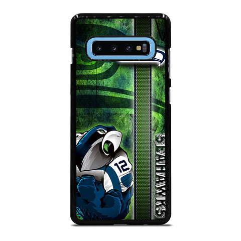 SEATTLE SEAHAWKS FOOTBALL Samsung Galaxy S10 Plus Case Cover