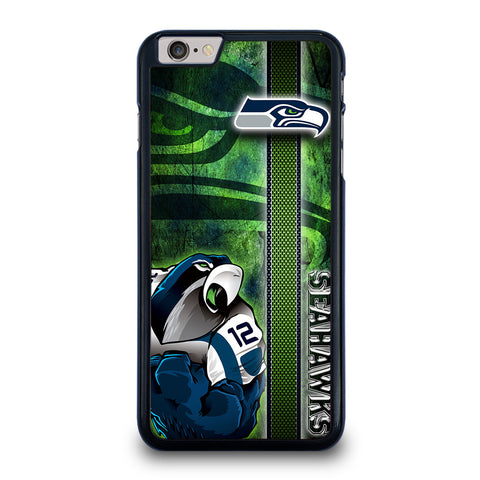 SEATTLE SEAHAWKS FOOTBALL iPhone 6 / 6S Plus Case Cover