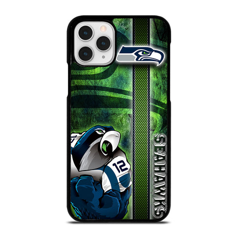 SEATTLE SEAHAWKS FOOTBALL iPhone 11 Pro Case Cover
