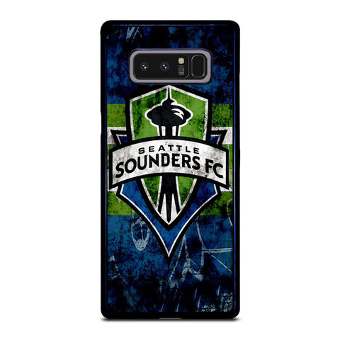 SEATTLE SOUNDERS FC ICON Samsung Galaxy Note 8 Case Cover