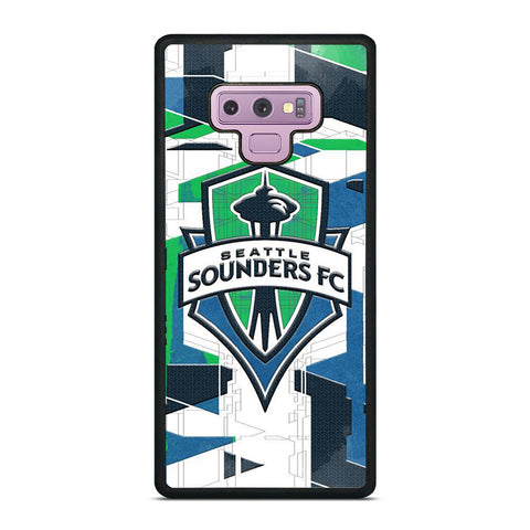 SEATTLE SOUNDERS FC LOGO Samsung Galaxy Note 9 Case Cover