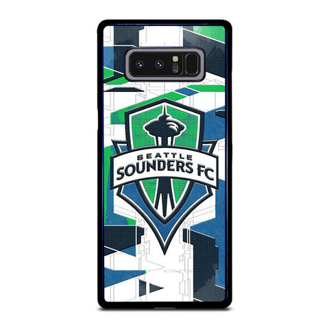 SEATTLE SOUNDERS FC LOGO Samsung Galaxy Note 8 Case Cover