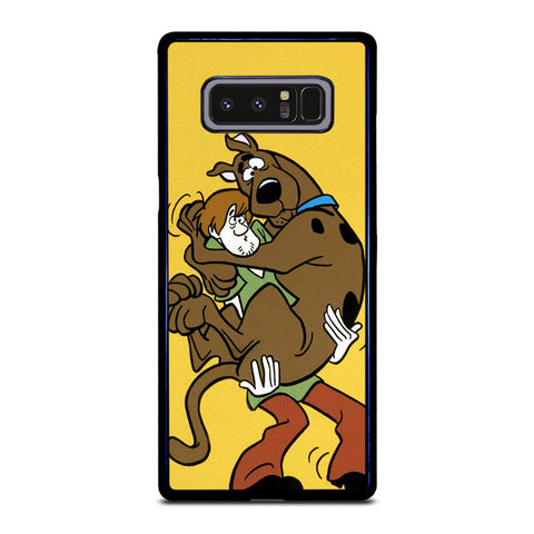 SHAGGY AND SCOOBY DOO Samsung Galaxy Note 8 Case Cover