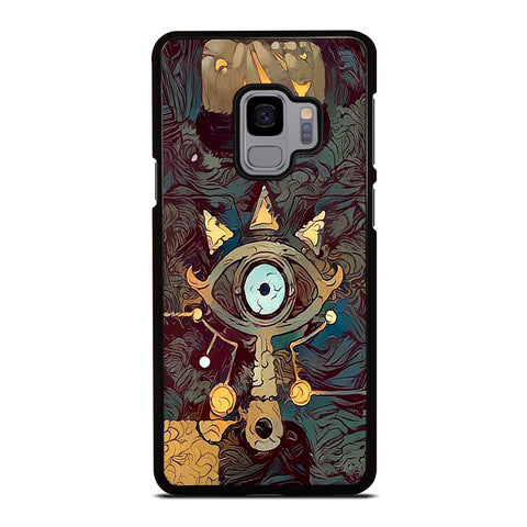 SHEIKAH SLATE LEGEND OF ZELDA ART Samsung Galaxy S9 Case Cover