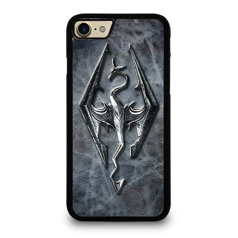 SKYRIM LOGO ELDER SCROLLS iPhone 7 / 8 Case Cover