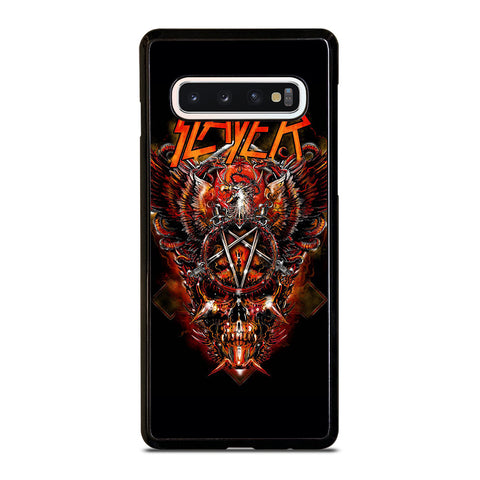 SLAYER HARDCORE BAND Samsung Galaxy S10 Case Cover
