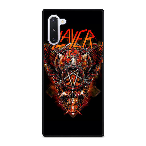SLAYER HARDCORE BAND Samsung Galaxy Note 10 Case Cover