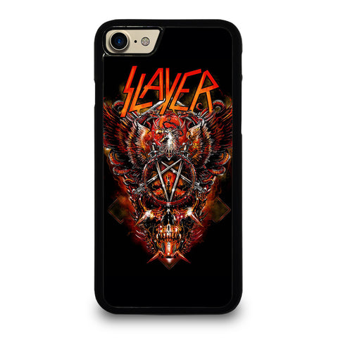SLAYER HARDCORE BAND iPhone 7 / 8 Case Cover