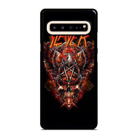 SLAYER HARDCORE BAND Samsung Galaxy S10 5G Case Cover