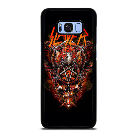 SLAYER HARDCORE BAND Samsung Galaxy S8 Plus Case Cover