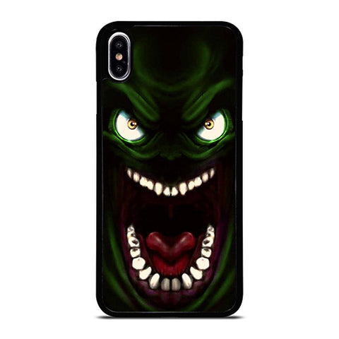 SLIMER GHOSTBUSTER TERRIBLE FACE iPhone XS Max Case Cover