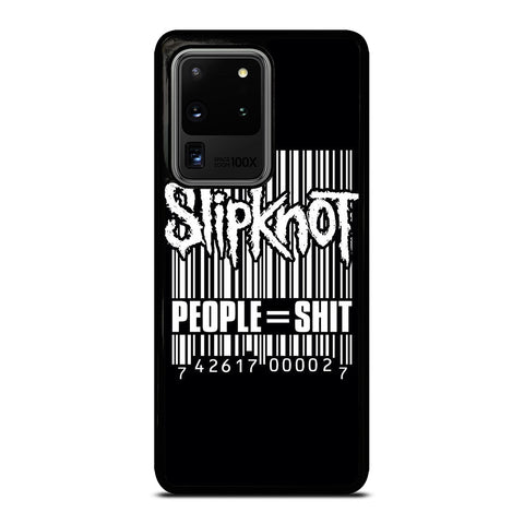 SLIPKNOT BARCODE PEOPLE SHIT Samsung Galaxy S20 Ultra Case Cover
