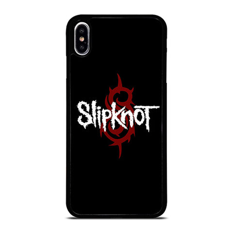 SLIPKNOT METAL BAND LOGO iPhone XS Max Case Cover