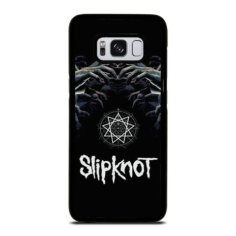 SLIPKNOT BAND LOGO Samsung Galaxy S8 Case Cover