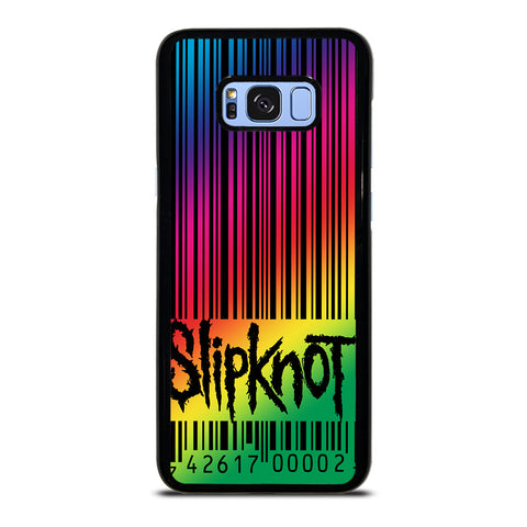SLIPKNOT BARCODE Samsung Galaxy S8 Plus Case Cover