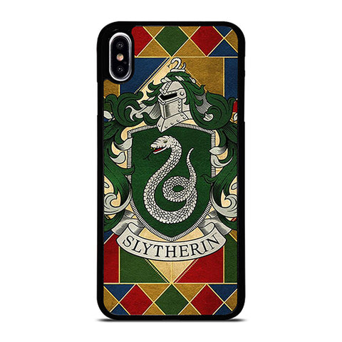 SLYTHERIN HARRY POTTER SYMBOL iPhone XS Max Case Cover