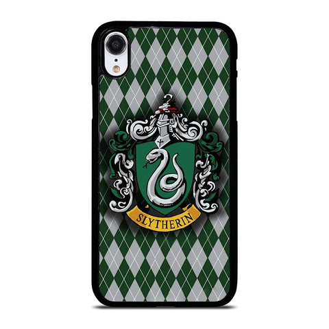 SLYTHERIN ICON iPhone XR Case Cover