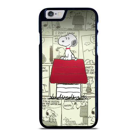 SNOOPY COMIC iPhone 6 / 6S Case