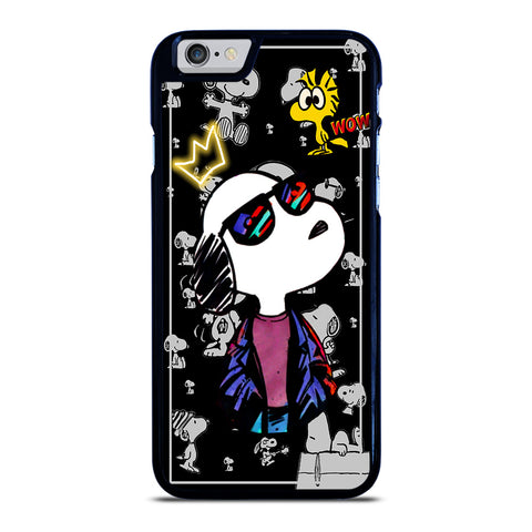 SNOOPY COOL CARTOON iPhone 6 / 6S Case