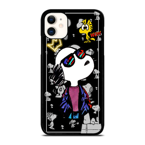 SNOOPY COOL CARTOON iPhone 11 Case Cover