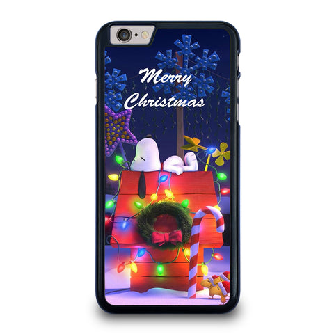 SNOOPY MERRY CHRISTMAS iPhone 6 / 6S Plus Case Cover