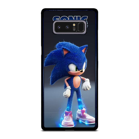 SONIC THE HEDGEHOG Samsung Galaxy Note 8 Case Cover