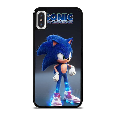 SONIC THE HEDGEHOG iPhone X / XS Case Cover