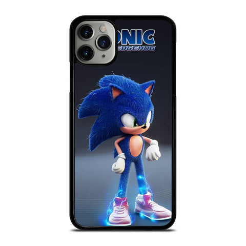 SONIC THE HEDGEHOG iPhone 11 Pro Max Case Cover
