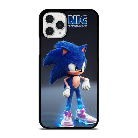 SONIC THE HEDGEHOG iPhone 11 Pro Case Cover