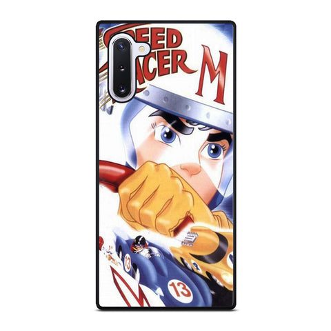 SPEED RACER DRIVING CARTOON Samsung Galaxy Note 10 Case Cover