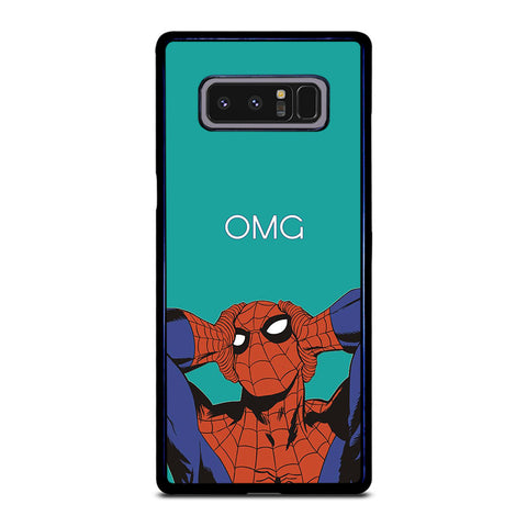 SPIDERMAN MARVEL AVENGERS OMG Samsung Galaxy Note 8 Case Cover