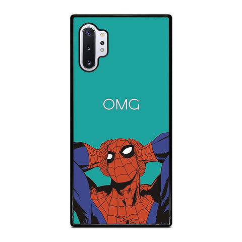 SPIDERMAN MARVEL AVENGERS OMG Samsung Galaxy Note 10 Plus Case Cover