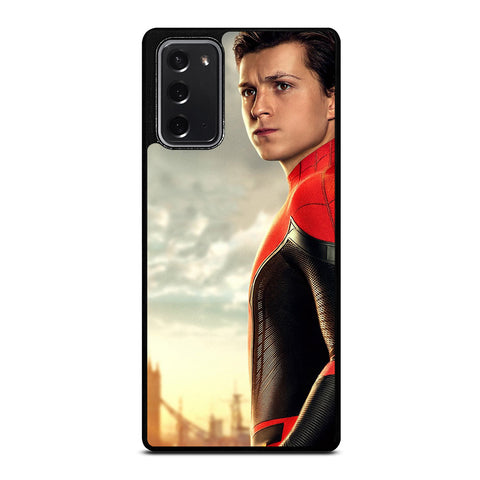 SPIDERMAN TOM HOLLAND Samsung Galaxy Note 20 Case Cover