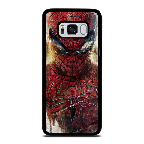 SPIDERMAN ART Samsung Galaxy S8 Case Cover