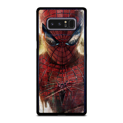 SPIDERMAN ART Samsung Galaxy Note 8 Case Cover