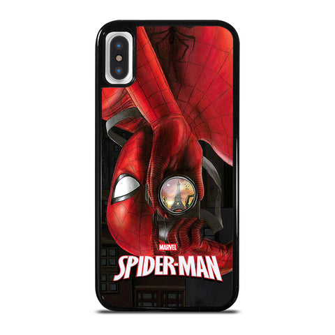 SPIDERMAN MARVEL iPhone X / XS Case Cover