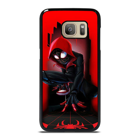 SPIDERMAN SPIDER VERSE MARVEL Samsung Galaxy S7 Case Cover