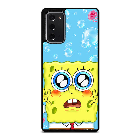 SPONGEBOB CUTE Samsung Galaxy Note 20 Case Cover