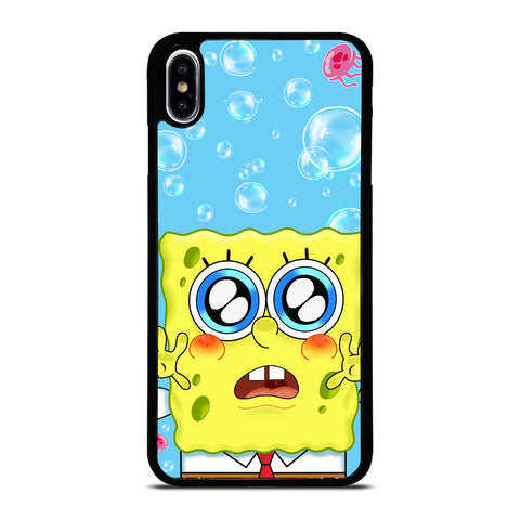 SPONGEBOB CUTE iPhone XS Max Case Cover
