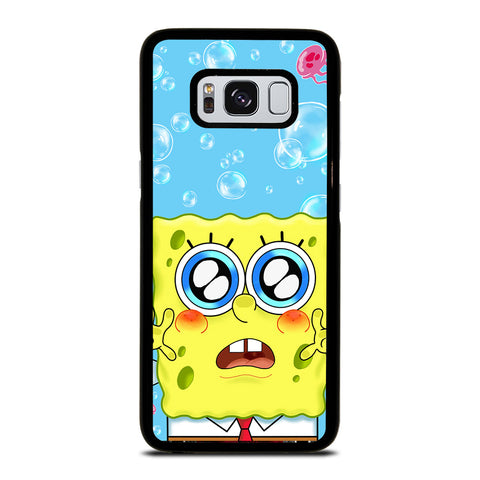 SPONGEBOB CUTE Samsung Galaxy S8 Case Cover