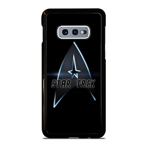 STAR TREK BLACK LOGO Samsung Galaxy S10e Case Cover