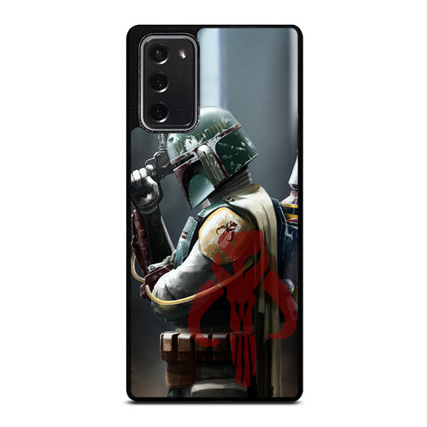 STAR WARS BOBA FETT COOL Samsung Galaxy Note 20 Case Cover