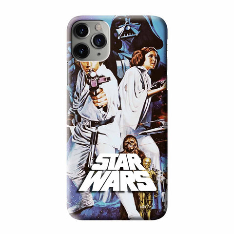 STAR WARS CLASSIC iPhone 3D Case Cover