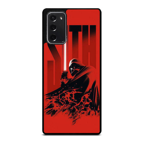 STAR WARS DARTH VADER SITH Samsung Galaxy Note 20 Case Cover